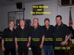 The Checkmate Band in Biloxi, MS  Currently working in 2009.