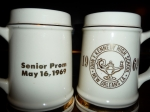 two senior mugs from Katie and Robert Donovan