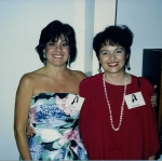 Peggy Hubsch and Denise Akers