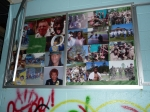 2004-2005 student montage that was above the water line.