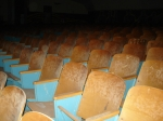 How many times did we sit in these Auditorium chairs?